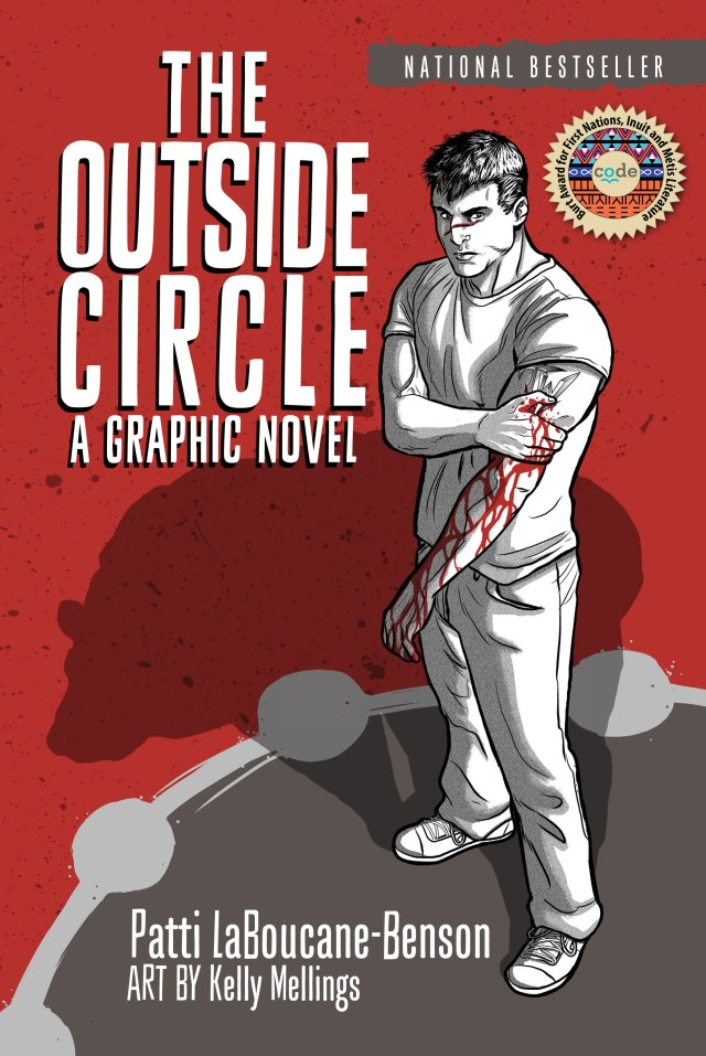 the outside circle cover