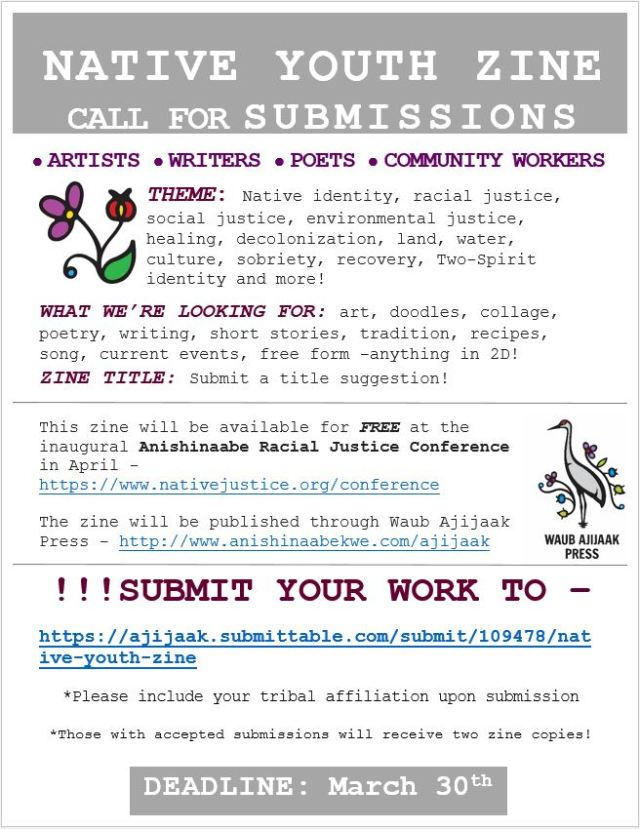 NativeYouthZineSubmissions